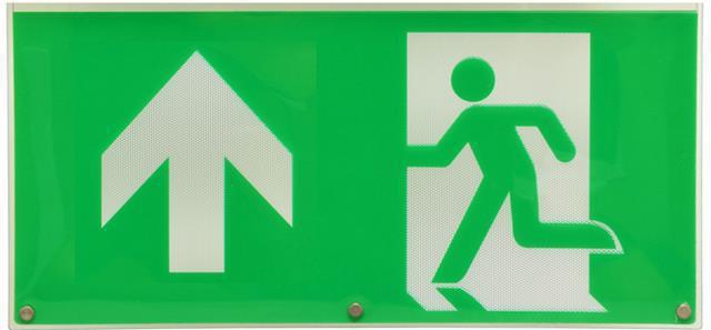 Piktogramm (pfeil nach oben)