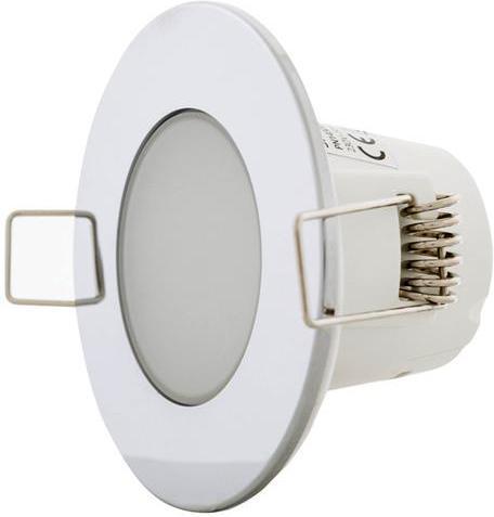 Chrom eingebaute decken LED Lampe 5W Tageslicht