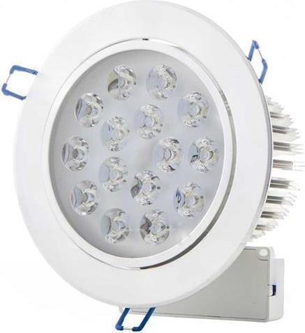 LED Spotlicht 15x 1W Tageslicht