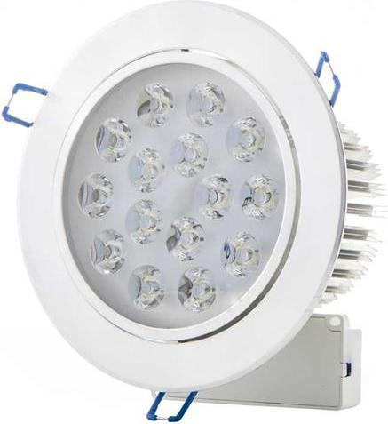 LED Spotlicht 15x 1W Warmweiß