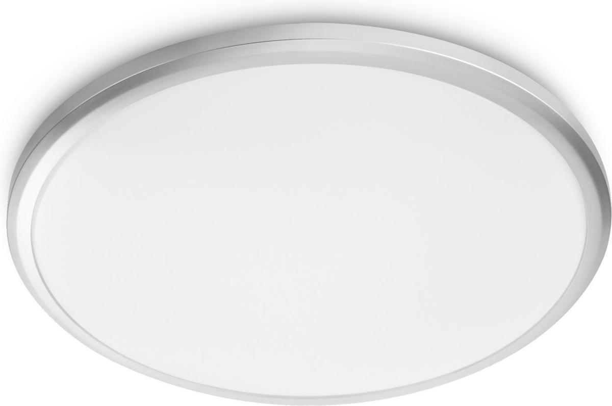Philips LED Twirly 40k deckenleuchte graue 12W 31814/87/17