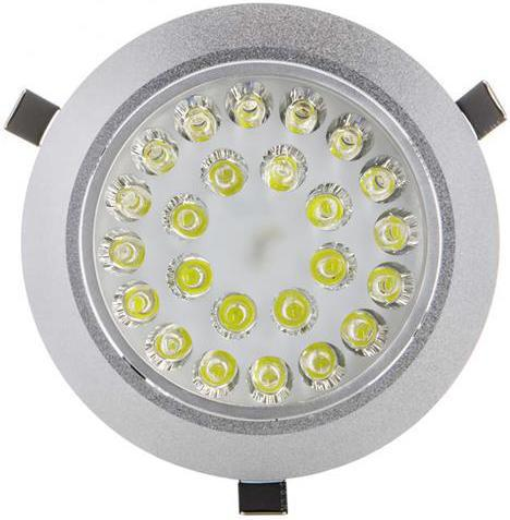LED Spotlicht 24x 1W Tageslicht