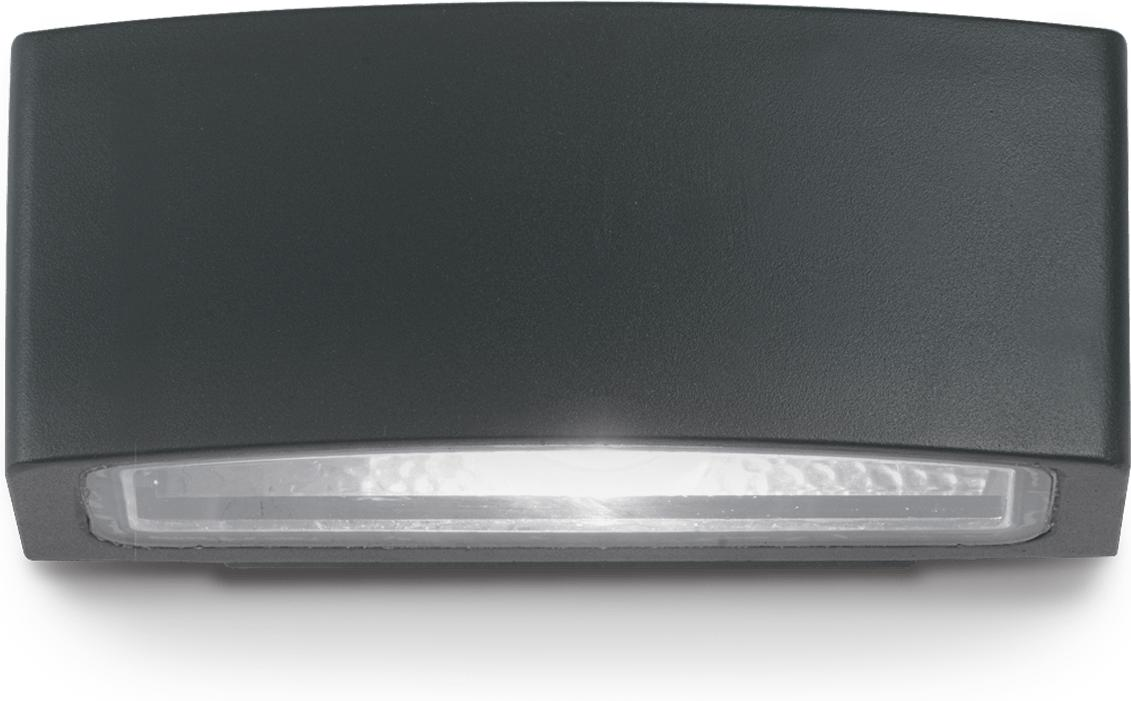Ideal lux LED Andromeda nero Wand Lampe 5W 61597