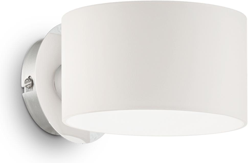 Ideal lux LED Anello bianco Wand Lampe 4,5W 28361