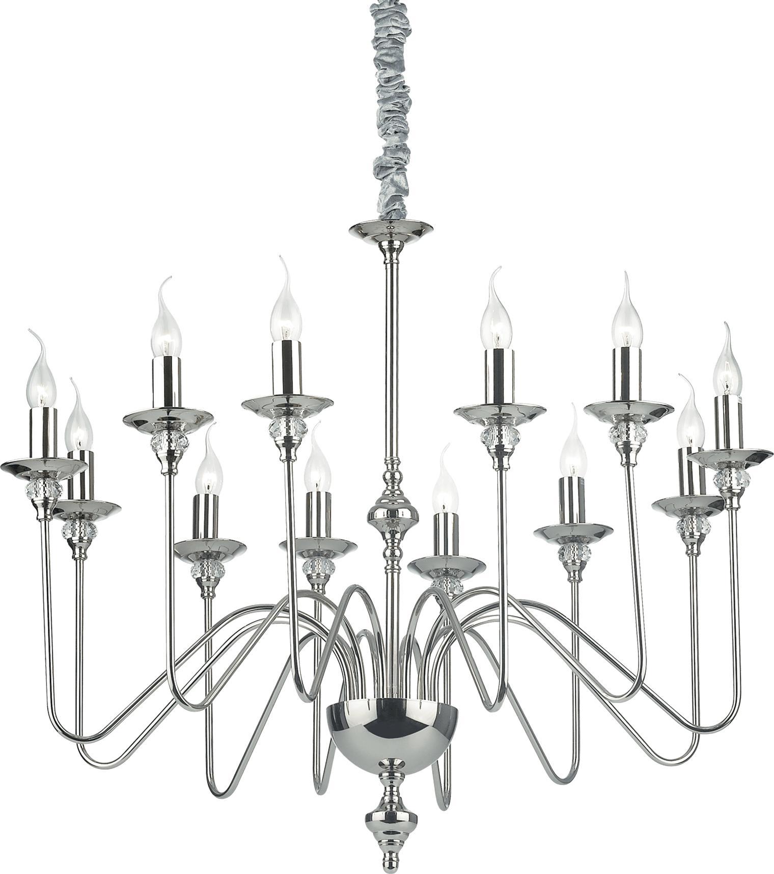 Ideal lux LED Artu Kronleuchter 2x5W 73132