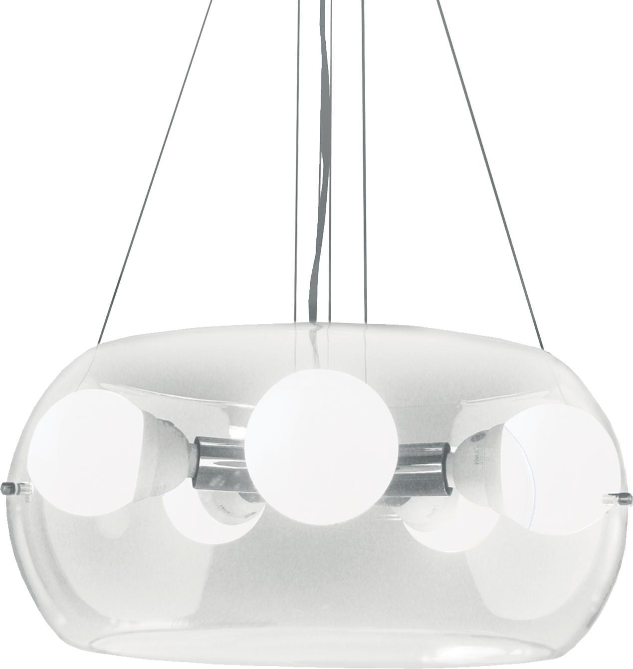 Ideal lux LED Audi 10 haengende Lampe 5x5W 16863