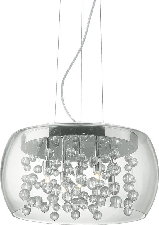 Ideal lux LED Audi 80 haengende Lampe 5x4,5W 31743