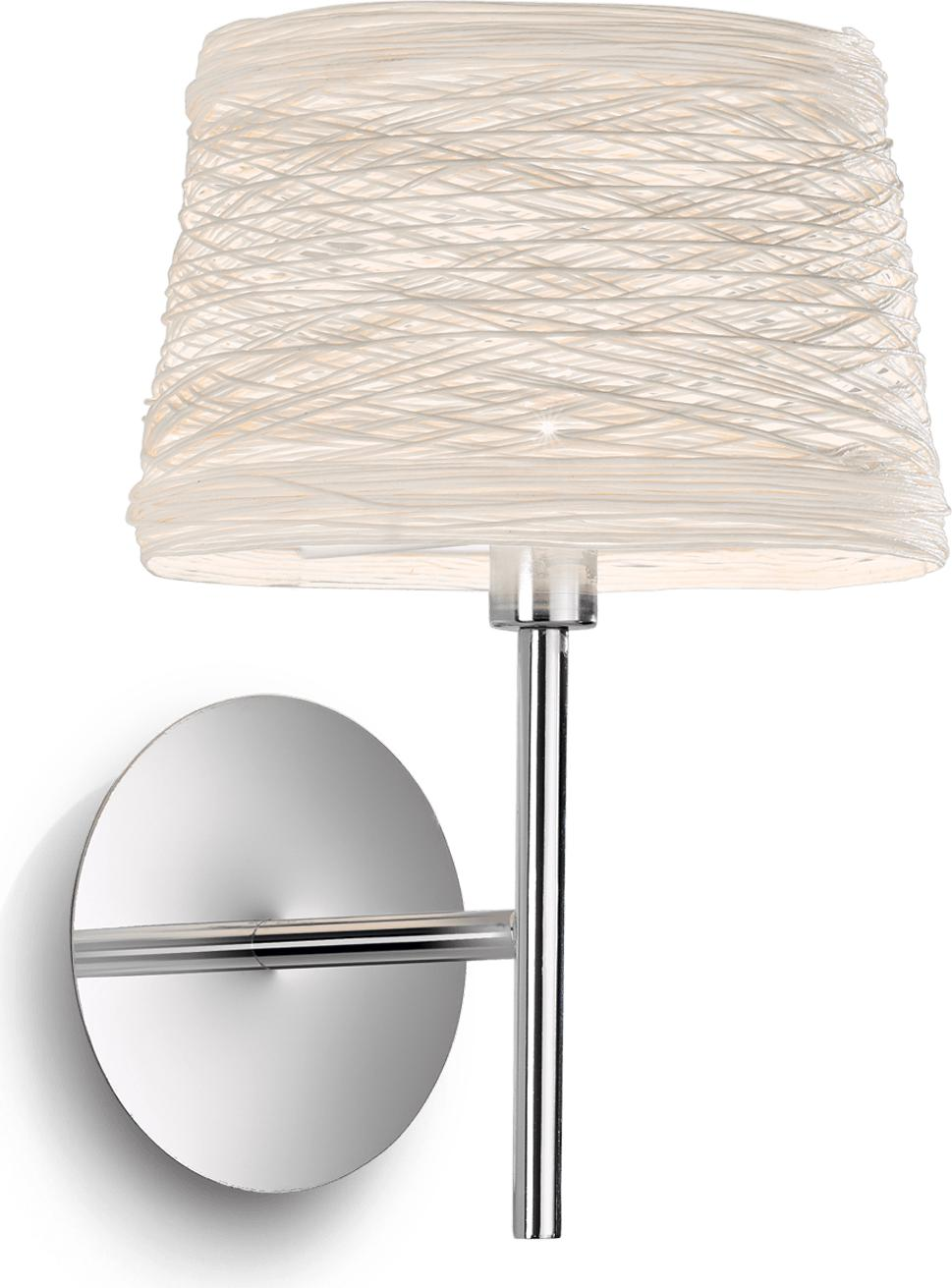 Ideal lux LED Basket Wand Lampe 4,5W 82493