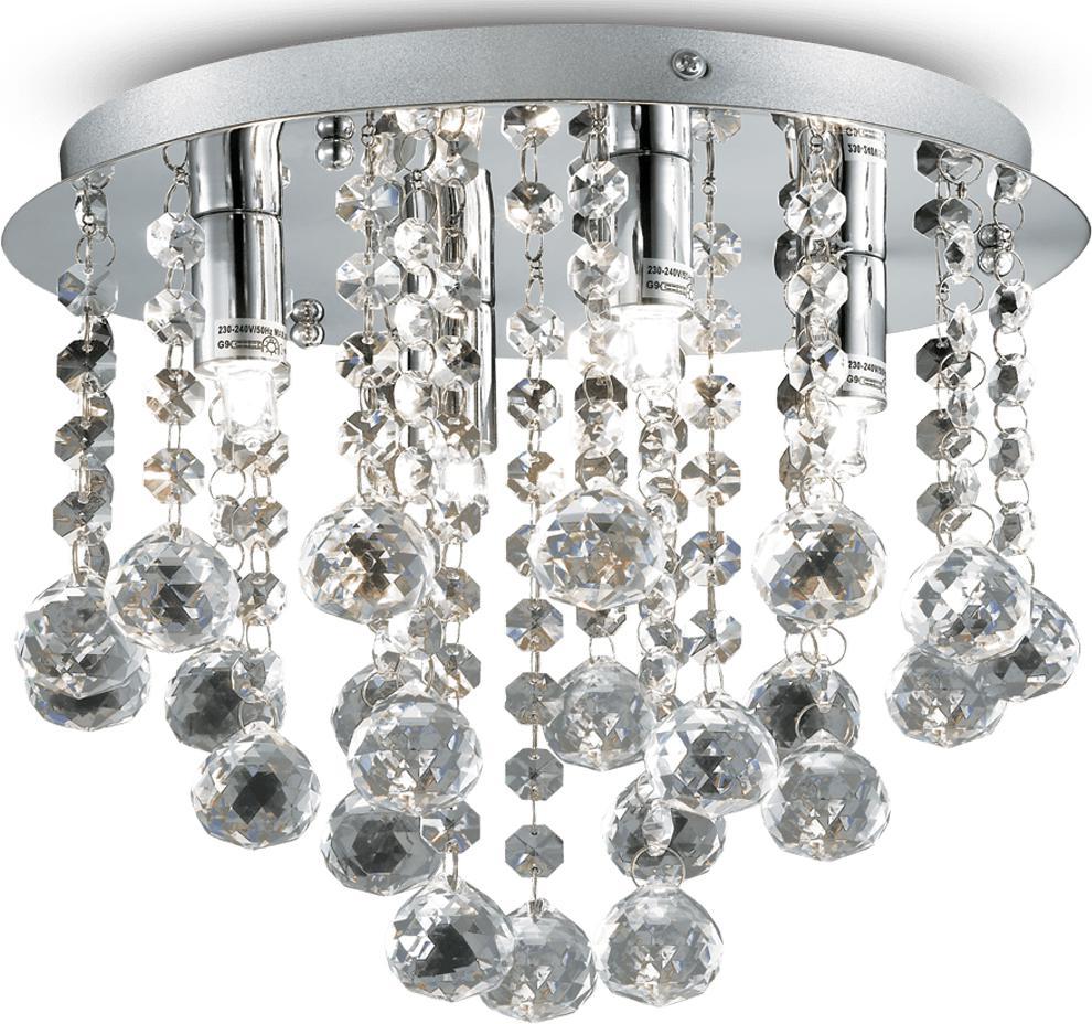 Ideal lux LED Bijoux decken Lampe 4x4,5W 89478