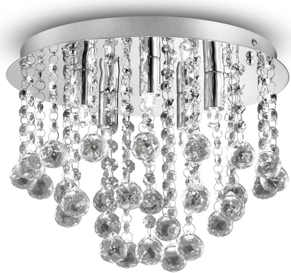 Ideal lux LED Bijoux decken Lampe 5x4,5W 89485