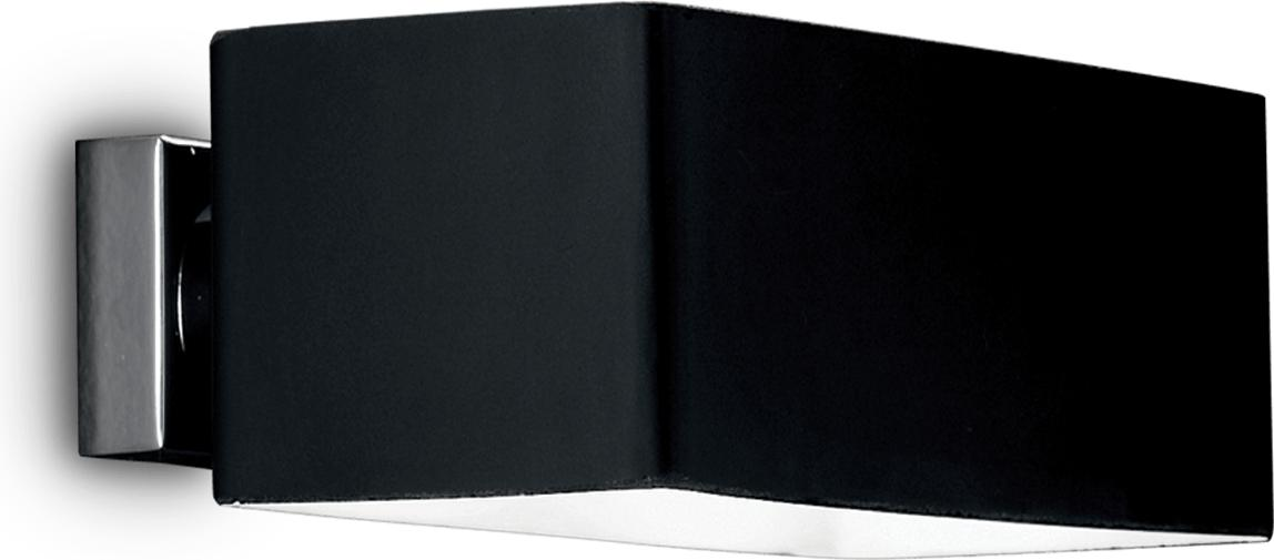 Ideal lux LED Box nero Wand Lampe 2x4,5W 9513