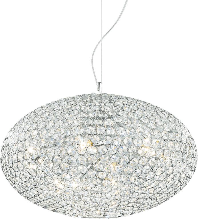 Ideal lux LED Orion Kronleuchter 8x5W 66387