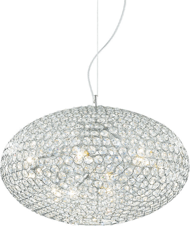 Ideal lux LED Orion Kronleuchter 6x5W 59181