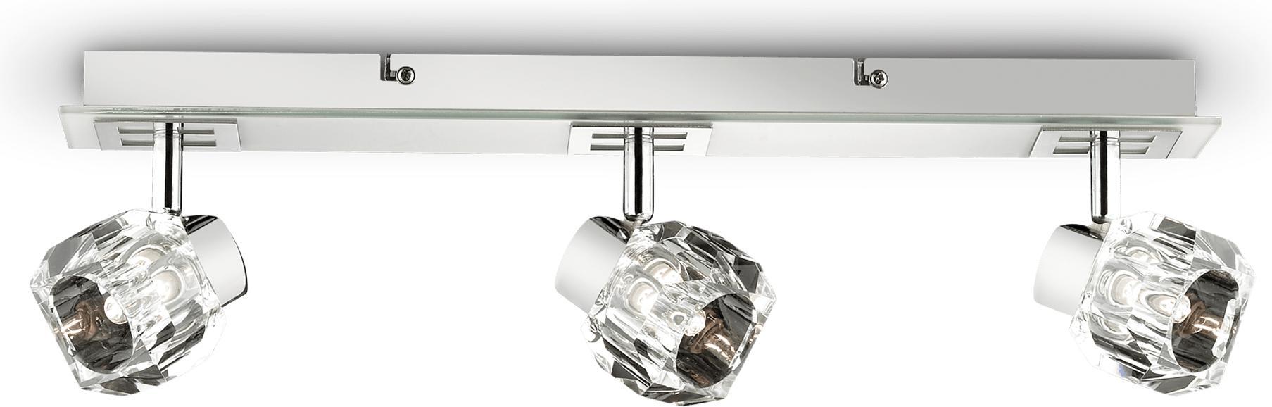 Ideal lux LED Nostalgia haengende Lampe 3x4,5W 77956