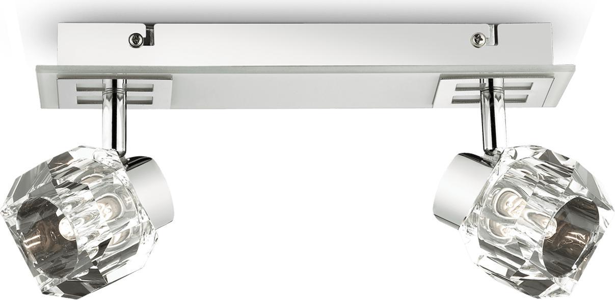 Ideal lux LED Nostalgia Spotlicht 2x4,5W 77949