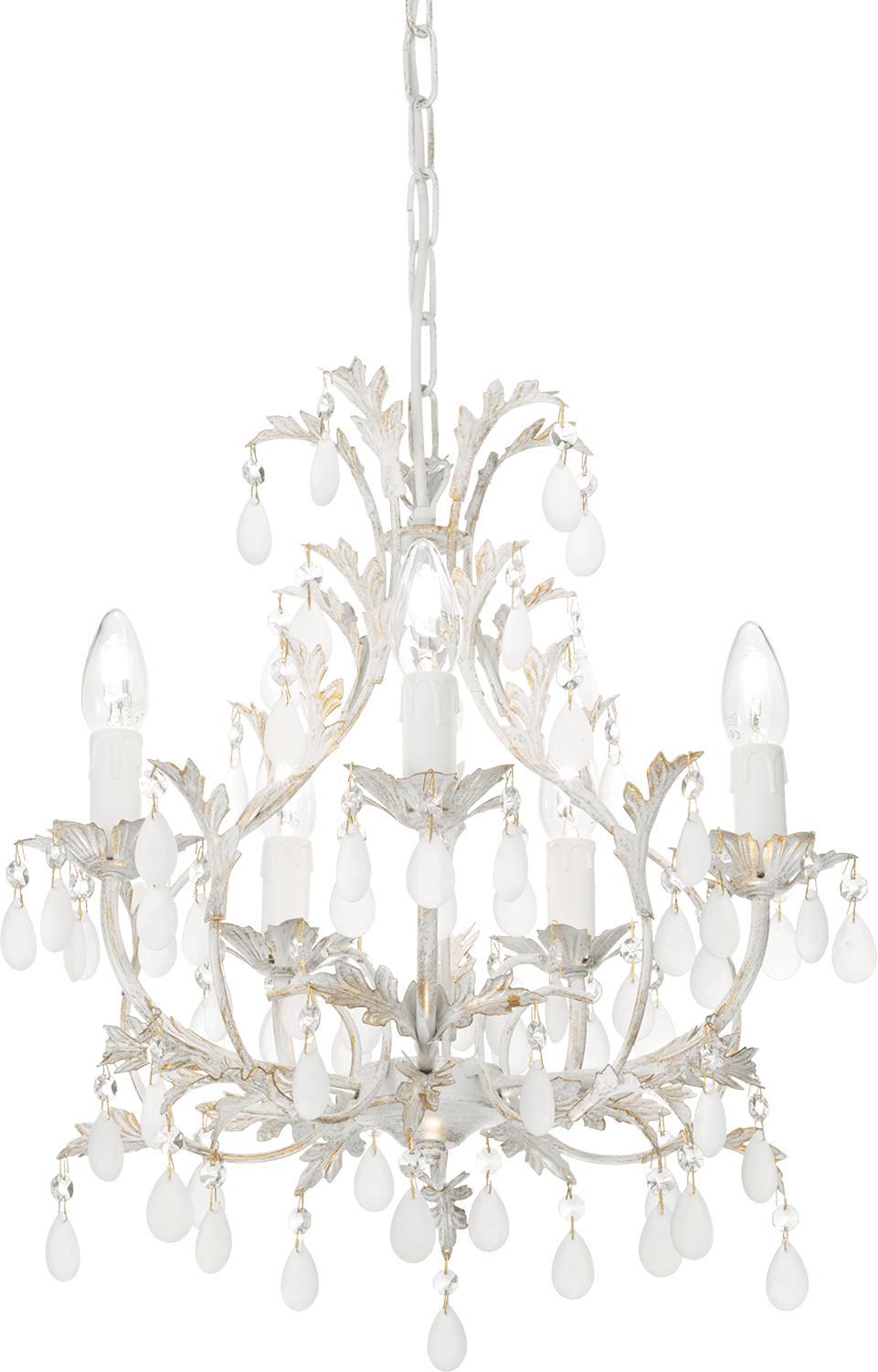 Ideal lux LED Cascina Kronleuchter 5x5W 100272