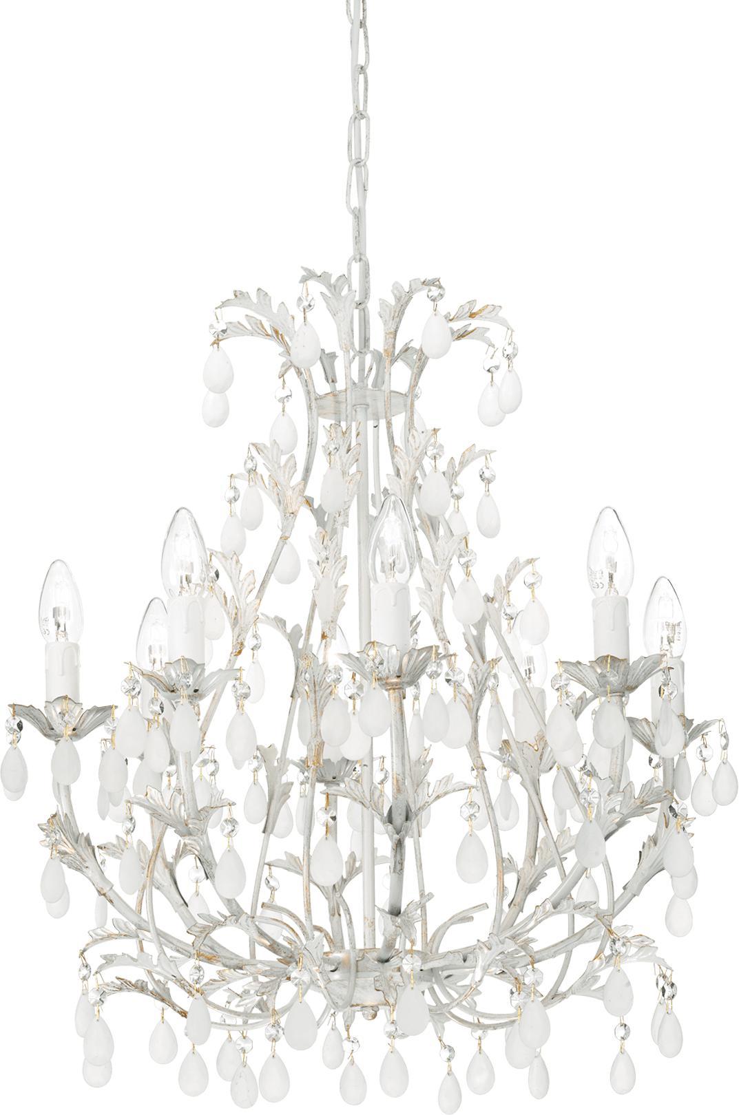 Ideal lux LED Cascina Kronleuchter 8x5W 100289