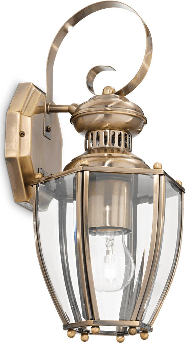 Ideal lux LED Norma big Brunito Wand Lampe 5W 4419