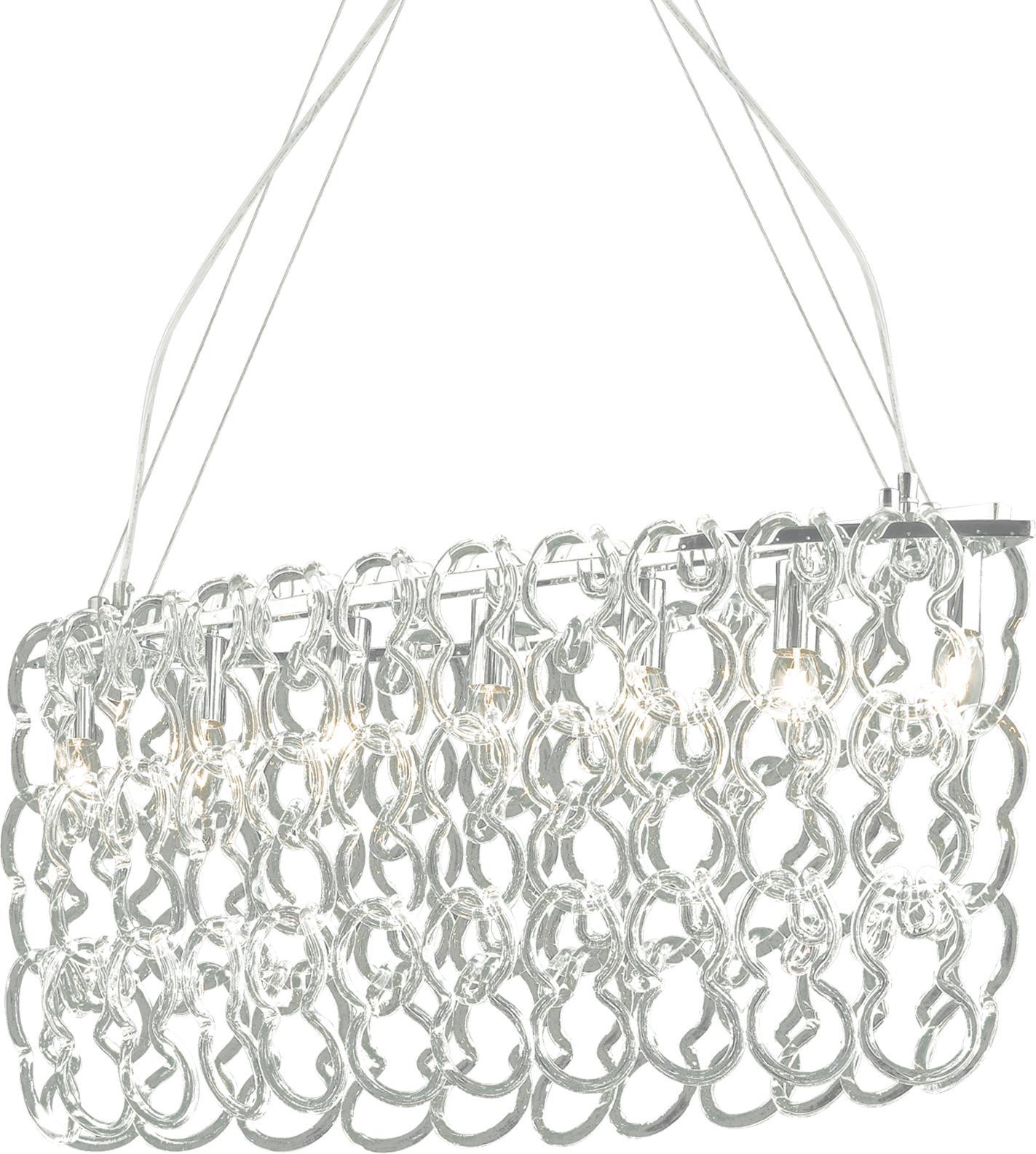 Ideal lux LED Niagara haengende Lampe 7x5W 7151