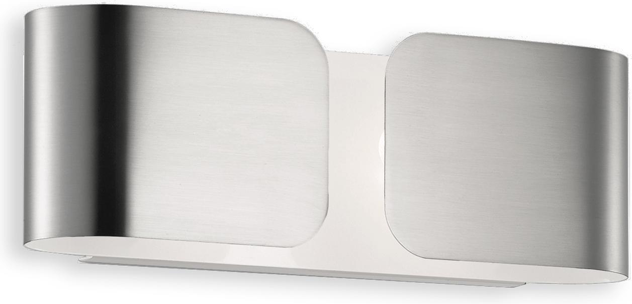 Ideal lux LED Clip mini Cromo Wand Lampe 2x4,5W 49229