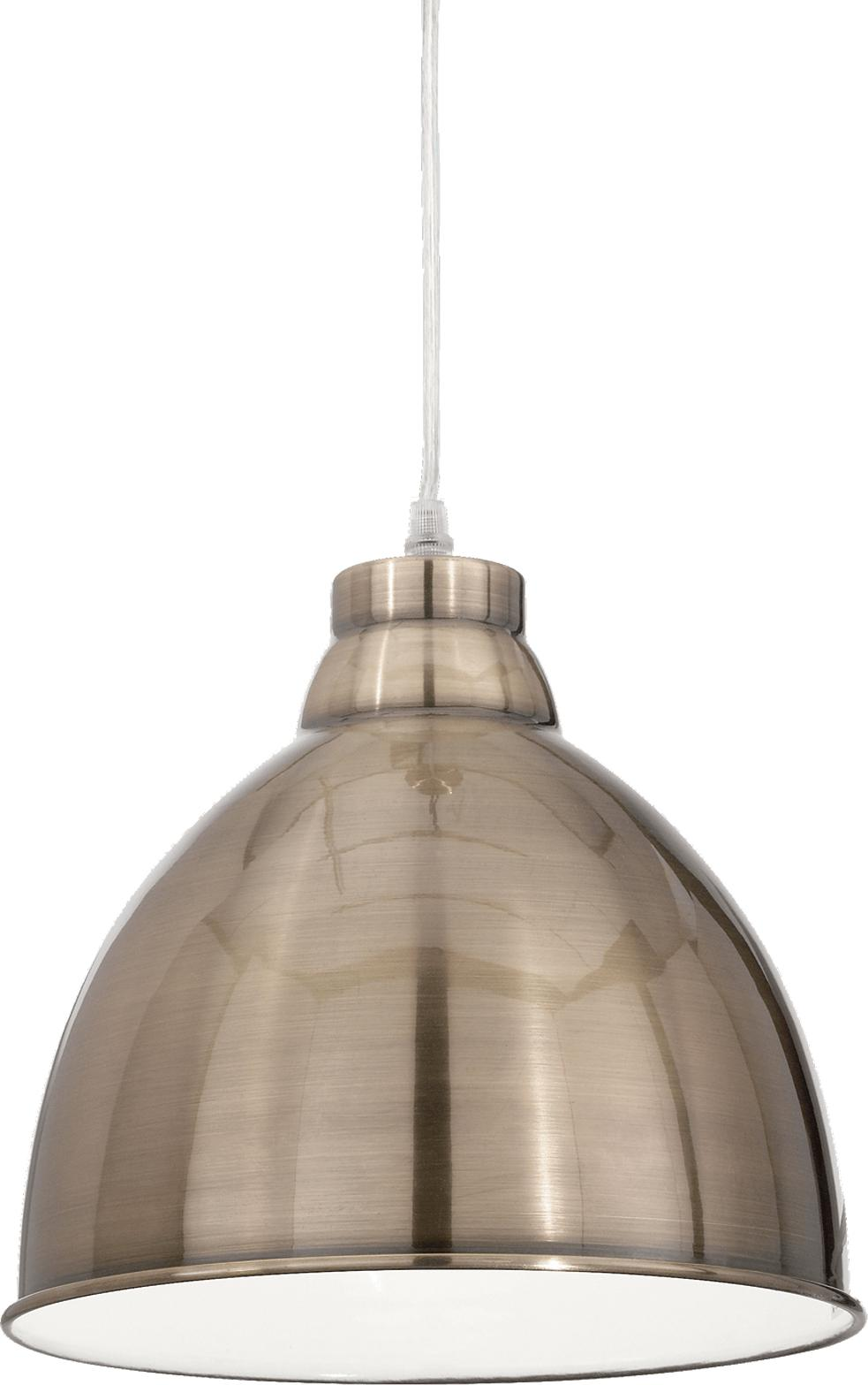 Ideal lux LED Navy Brunito haengende Lampe 5W 20723