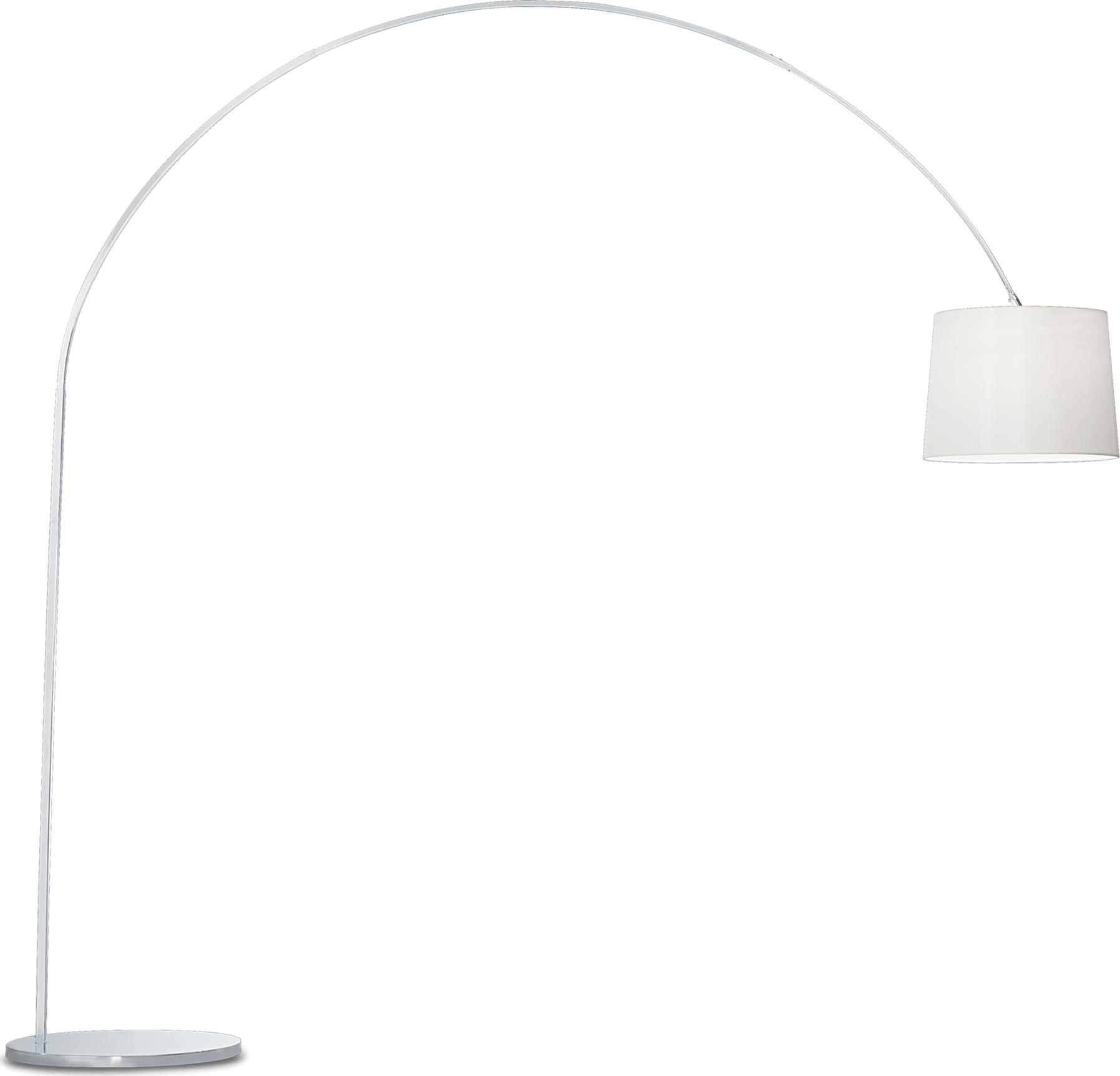 Ideal lux LED Dorsale bianco Lampe stehende 5W 12605