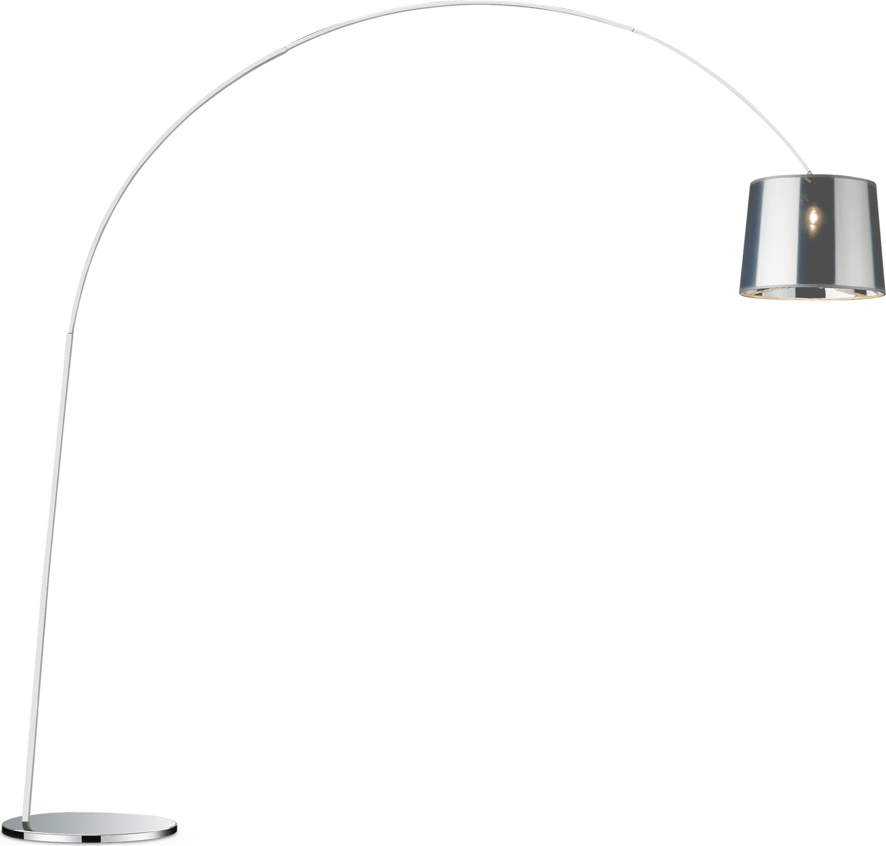Ideal lux LED Dorsale Cromo Lampe stehende 5W 5126