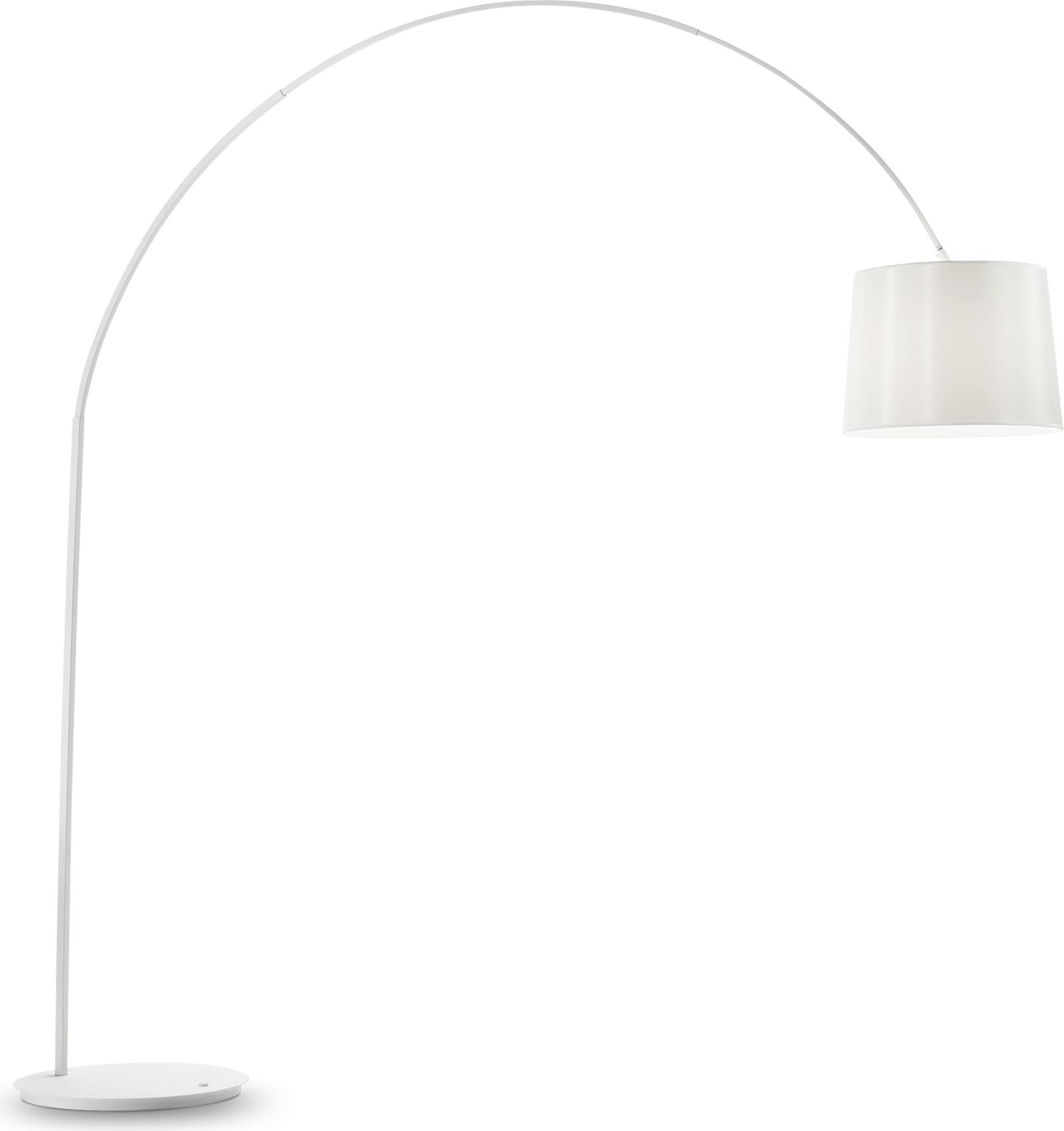 Ideal lux LED Dorsale total weiss Lampe stehende 5W 95127