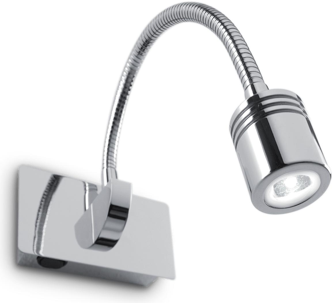 Ideal lux LED Dynamo Cromo max 3W/31460