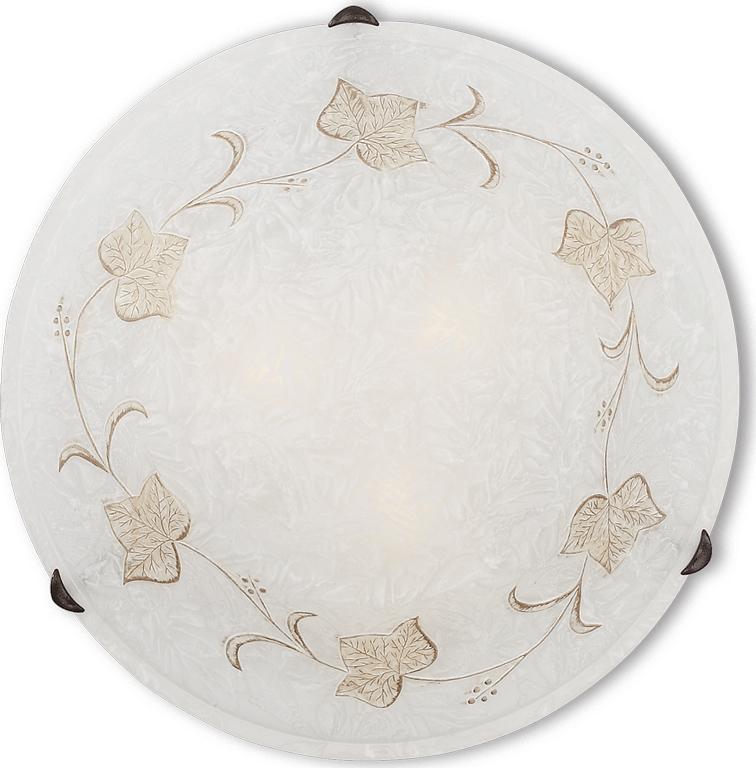 Ideal lux LED Foglia d50 Wand Lampe 2x5W 13817