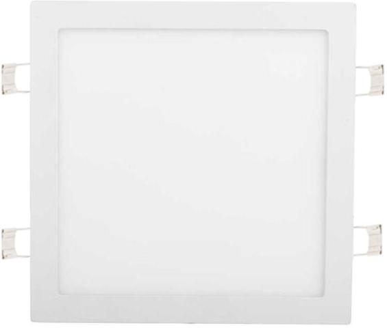 Weisser eingebauter LED Panel 300 x 300mm 25W Warmweiß