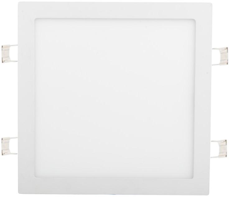 Weisser eingebauter LED Panel 300 x 300mm 25W Tageslicht