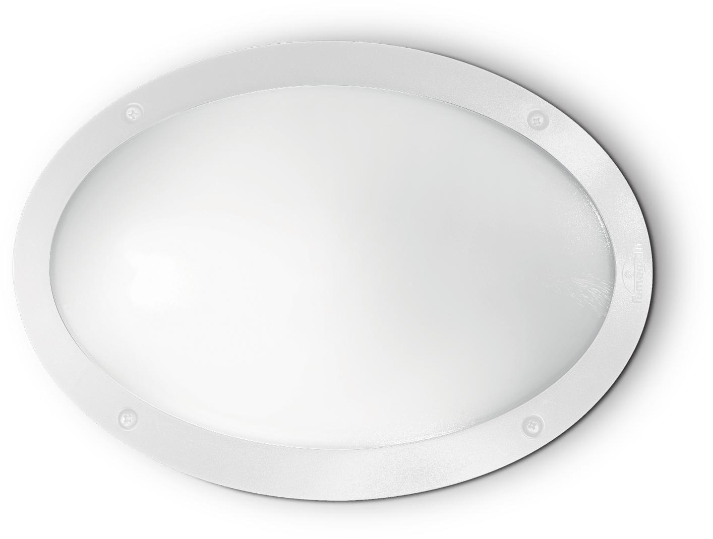 Ideal lux LED Maddi bianco Wand Lampe 5W 96711