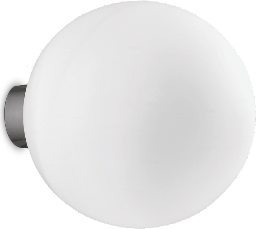 Ideal lux LED Mapa bianco d15 Wand Lampe 4,5W 59808