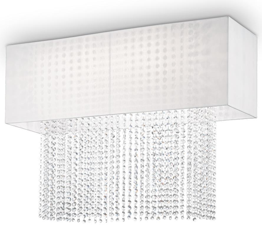 Ideal lux LED Phoenix bianco decken Lampe 5x5W 99118