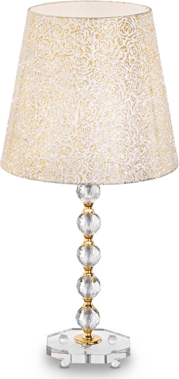 Ideal lux LED Queen big Tischlampe 5W 77758