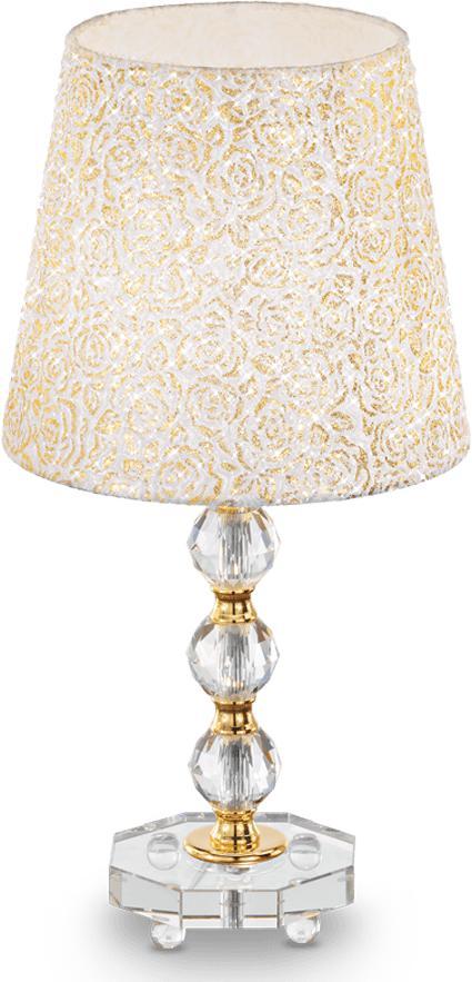 Ideal lux LED Queen medium Tischlampe 5W 77741