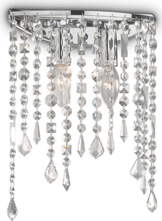 Ideal lux LED Rain decken Lampe 2x5W 8325
