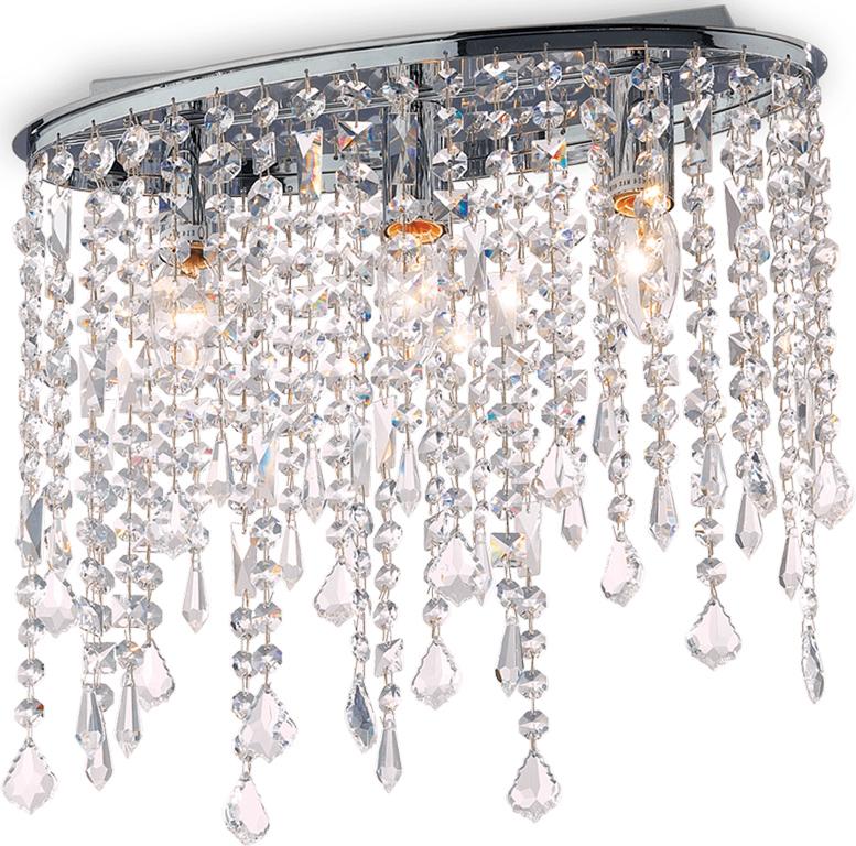 Ideal lux LED Rain decken Lampe 3x5W 8370