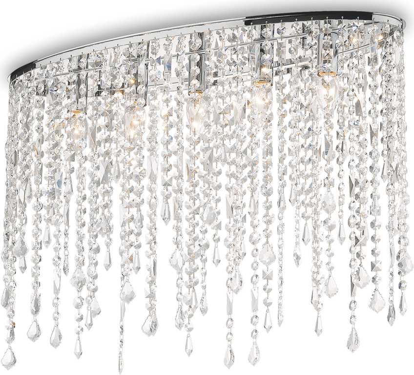 Ideal lux LED Rain decken Lampe 5x5W 8455