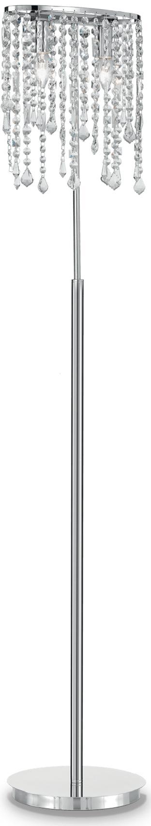 Ideal lux LED Rain Lampe stehende 2x5W 80277