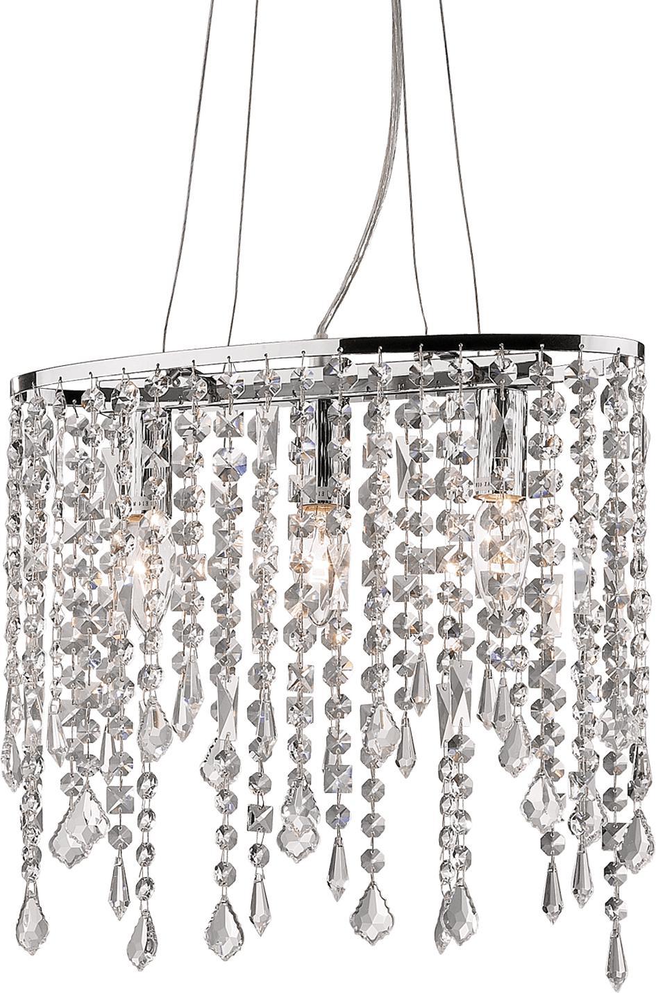 Ideal lux LED Rain haengende Lampe 3x5W 8349