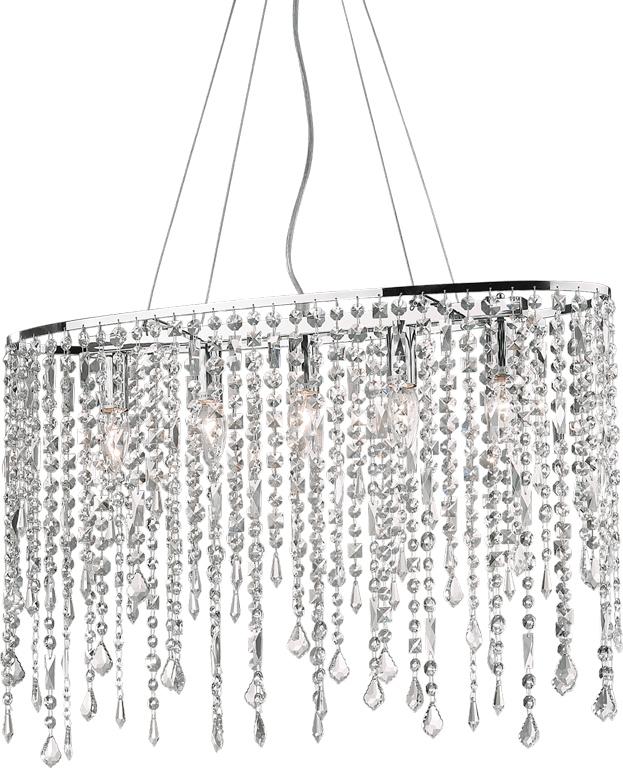 Ideal lux LED Rain haengende Lampe 5x5W 8363