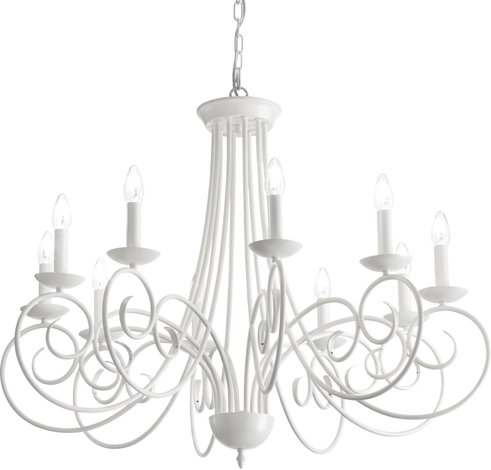 Ideal lux LED Sem Kronleuchter 10x5W 100432