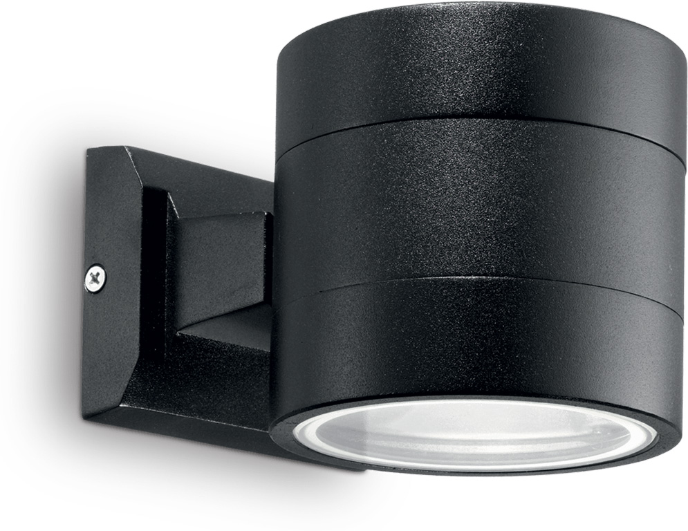 Ideal lux LED Snif big nero Wand Lampe 4,5W 61450