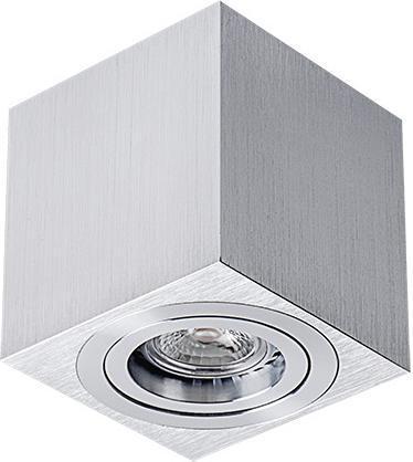 Silbernes angebautes LED Lampe 5W schwenkbares Warmweiß