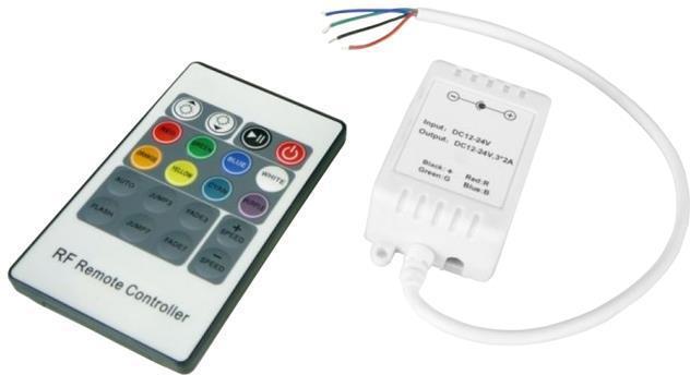LED bedienung RGB-RF4-20B