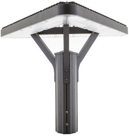 Silbernes aufsetzbares außen Lampe 35W Warmweiß