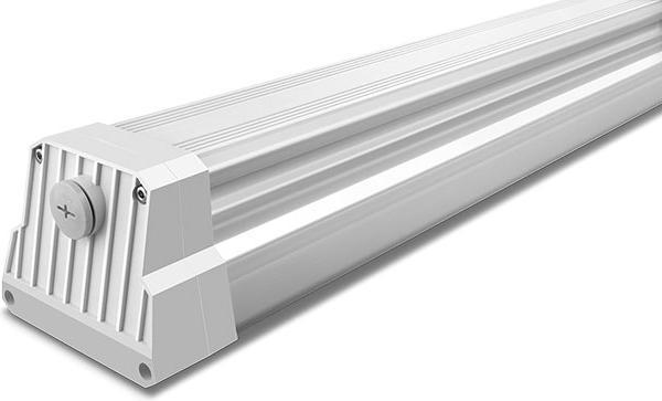 LED staubdicht Körper 120cm 55W Tageslicht Dust profi