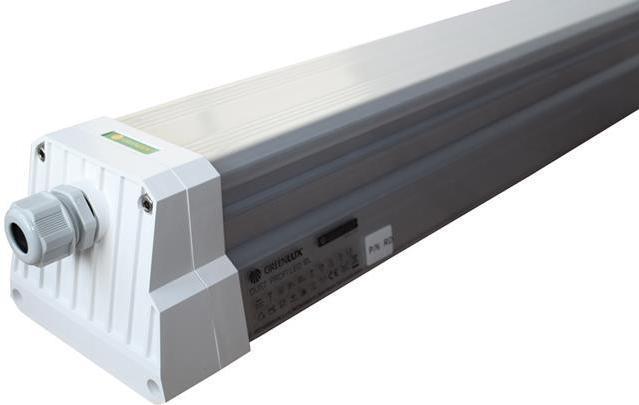 LED staubdicht Körper 60cm 30W Tageslicht Dust profi mit Notbeleuchtungm modul